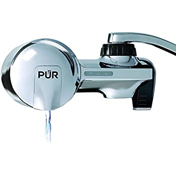 DuPont WFFM100XW Premier Faucet Mount Drinking Water Filter, White ...