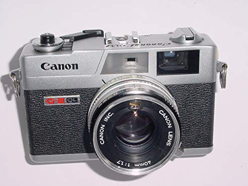 Photo Canon Canonet QL17 GIII