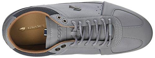 118 Grau Herren 1 Evara Dk Cam Gry Lacoste Gry Sneaker nUq7BwS7C
