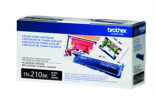 Brother Black Toner Cartridge - 3