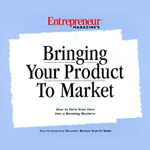 Bringing Your Product to Market Hörbuch
