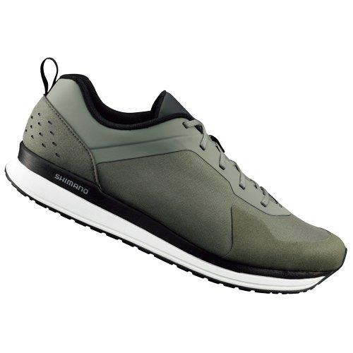 Shimano SH-CT5 - Zapatillas - Oliva 2019: Amazon.es: Zapatos y complementos