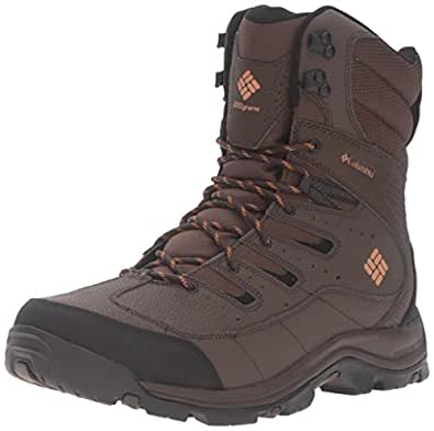 Amazon.com | Columbia Men's Gunnison Plus Wide Snow Boot