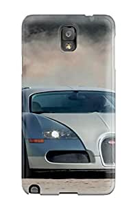 High-end Case Cover Protector For Galaxy Note 3(bugatti Veyron 7)