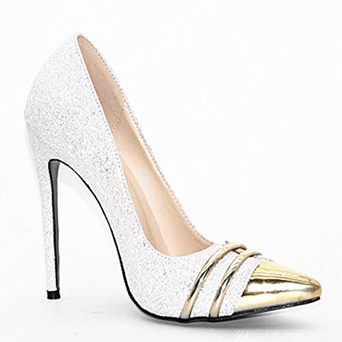High 9 Sandals Fashion 12 Heels Prom Women'S Toe Heels Centimeter Beautiful Shoes Pumps Leather Pointed High Pu VIVIOO Multi q5wFCBgn5