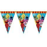 Sesame Street themed party banner, children 's