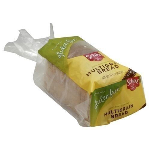 Schar, Bread Multigrain, 14.1 Ounce