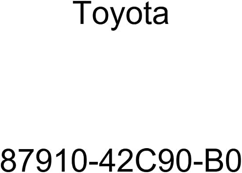 Genuine Toyota 87940-0T010-B1 Rear View Mirror Assembly