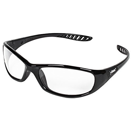 Jackson Safety Hellraiser Glasses Clear
