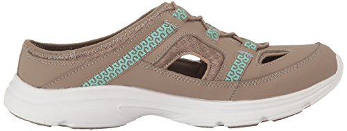 RYKA Women's Tisza Athletic Sandal Taupe/Mint lDQFOF4B