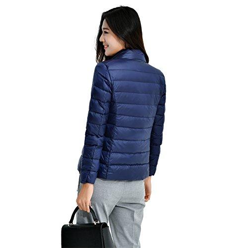 Lightweight Warm Winter Packable Coat Hooded Red Jacket Down Down YY Tops Women's Puffer Rui wzqZ0Z