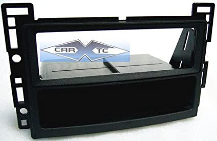 CT23GM07-Chevrolet Hhr 2006-2011 Double DIN Car Radio Stereo fascia panel