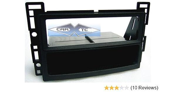 Amazon Carxtc Stereo Install Dash Kit Pontiac G6 06 2006 Car Rhamazon: 2007 Pontiac G6 Radio Dash Kit At Gmaili.net