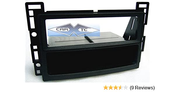 Stereo Install Dash Kit Chevy Cobalt 05 2005 2006 2007 2008 2009 2010  Single din with pocket
