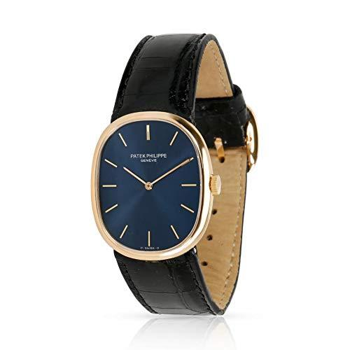 Patek Philippe Ellipse Mechanical-Hand-Wind Male Watch 3748 (Certified Pre-Owned)