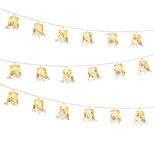 Talking Tables Tea Party Decorations Lampshade Bunting | Truly Scrumptious | Also Great For Room Décor | 1.5M