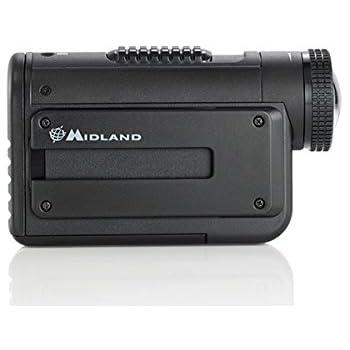 Midland Consumer Radio XTC400VP 1080p HD Action Camera with Wi-Fi
