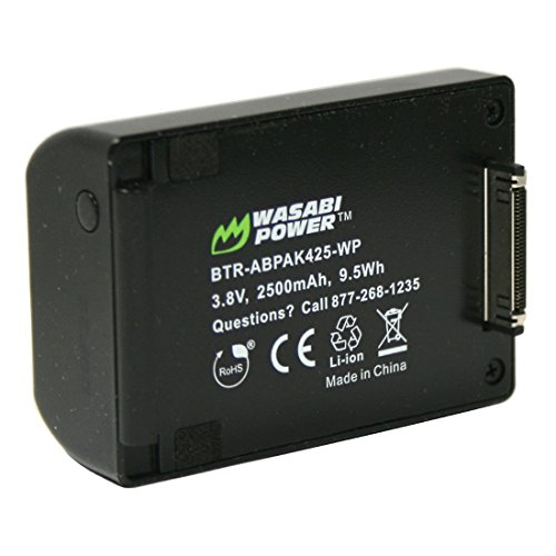 Wasabi Power Extended Battery for GoPro HERO4, HERO3+, HERO3 - Bacpac 4 Battery Gopro Hero