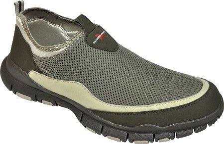 Rugged Shark Mens AquaMesh Lightweight Athletic Shoe Slip-On Sneaker CpFN80yf