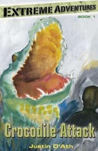 book cover of Crocodile Attack