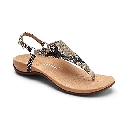 1b38921591a0 Vionic Women s Rest Kirra Backstrap Sandal - Ladies Sandals with ...