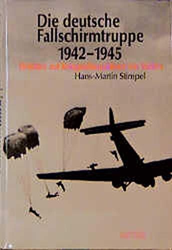 Die deutsche Fallschirmtruppe 1942-1945. Einsätze auf Kriegsschauplätzen im Süden. (Teil 1)