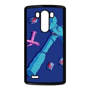 LG G3 Cell Phone Case Black HAMMERED J8P9SP