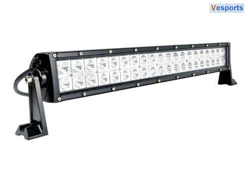 TaoTronics 120w 21.5'' Inch 10-30v LED Off-road