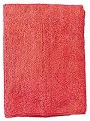 16' x 16' Red Microfiber Cloth, Case