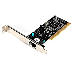 Amazon.com: StarTech.com Adaptador Tarjeta de Red: Electronics
