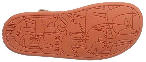 Camper Bicho, Tacones Sandalias para Niñas Multicolor (Multi - Assorted 001)