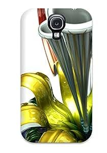 Tpu ZippyDoritEduard Shockproof Scratcheproof 3d5 Hard Case Cover For Galaxy S4