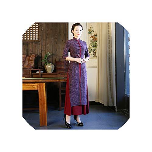 Costume Rentals Long Island (Summer Long Dress aodai Vietnam Dress Women Traditional Clothing Dress Oriental)