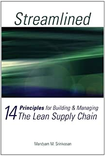 Supply chain management 5th edition sunil chopra peter meindl streamlined 14 principles for building managing the lean supply chain fandeluxe Choice Image