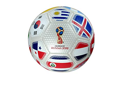 FIFA Official Russia 2018 World Cup Official Licensed Size 5 Ball 05-4 by FIFA