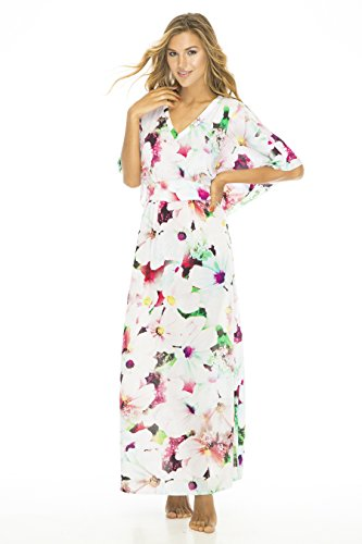 Maxi Butterfly Floral Pinks Large