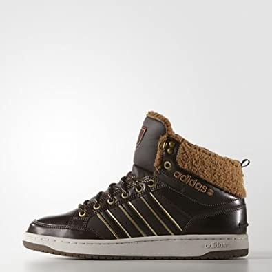 adidas Chaussures montantes Chaussure Hoops LX LX Hoops Mid Marron 43 050498