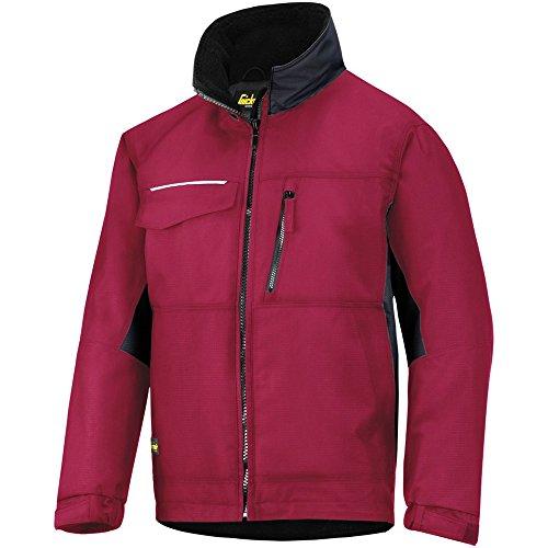 Snickers Jacket 1128 Xxxl nero schwarz Artigiani Grigio Chili Size Workwear Inverno rTI5Hrq