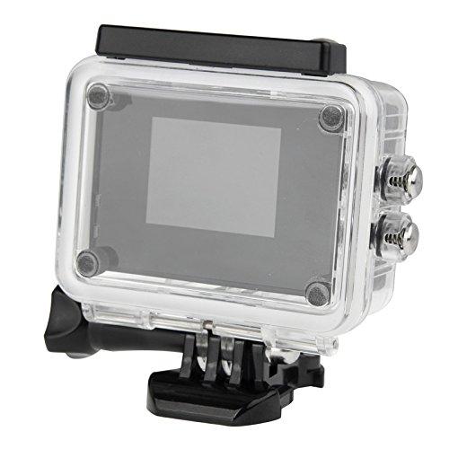 SJCAM Original SJ4000 WiFi Version Full HD 1080P 12MP Diving Bicycle Action Camera 30m Waterproof Car DVR Sports DV with Waterproof Case (Blue)