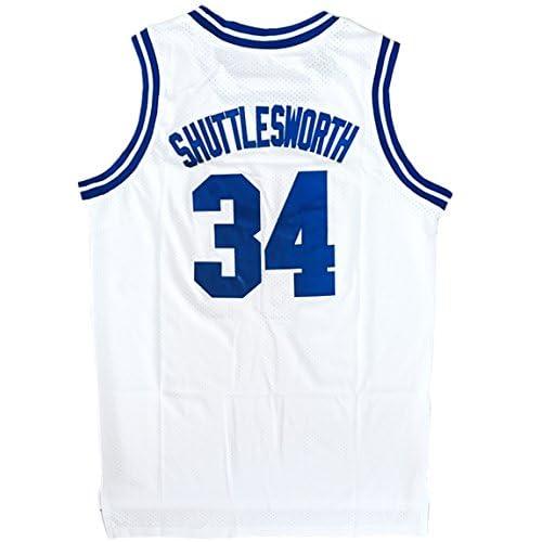 best website ce945 de1da JOLISPORT Men's Basketball Jersey Jesus Shuttlesworth 34 ...