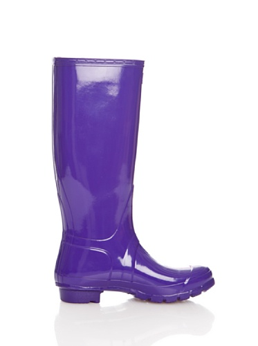 femme Tall Original Bottes Violet Hunter Bqt55px