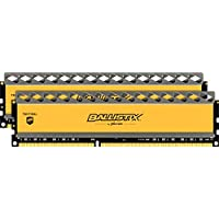 Ballistix Tactical 16GB Kit (8GBx2) DDR3 1600 MT/s (PC3-12800) UDIMM 240-Pin Memory - BLT2KIT8G3D1608DT1TX0