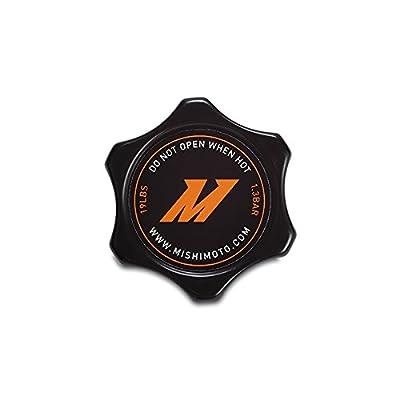 Mishimoto High-Pressure 1.3 Bar Radiator Cap Small: Automotive