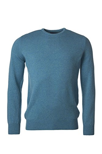 Neck Lambswool Sweater - 3