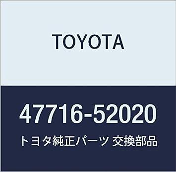 Toyota 47716-52020 Disc Brake Pad Retaining Clip