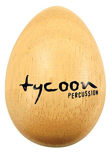 Tycoon Percussion TE-WS Standard Wooden Egg Shaker