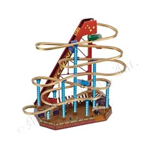 Mr. Christmas Animated Musical World's Fair Grand Roller Coaster