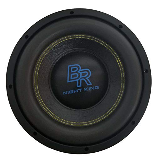 Bass Rockers BRNK12 High Power Heavy Duty Subwoofer 12″ Aluminum