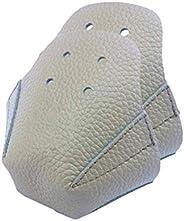 Aiyobucuo 1 Pair Toe Cap Guards Protectors, Shoe Toe Box Protector Against Creases, PU Leather Roller Skate Ca