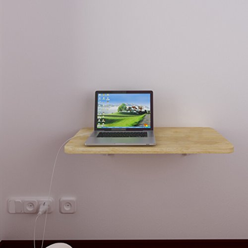 Folding Table wall computer desk desk wall hanging table wall hanging home small apartment desk 6039.8cm